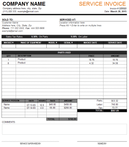 service-invoice-template-with-service-parts-and-tax-details